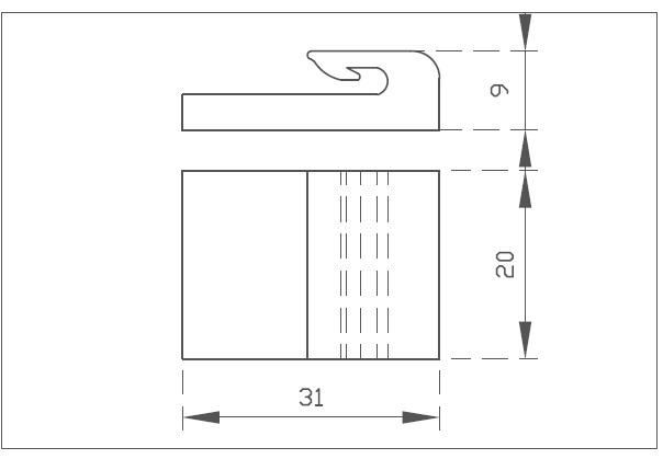 S Clip nr 3